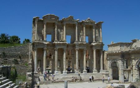 Library Of Celsus, Selcuk