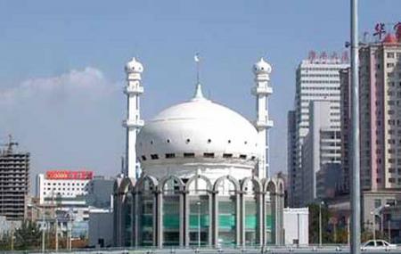 Xiguan Mosque, Lanzhou