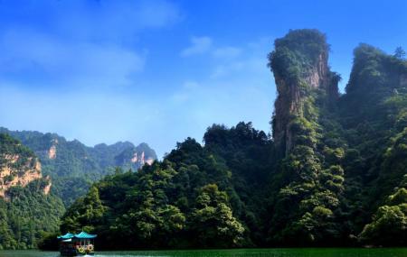Baofeng Lake Scenic Area, Zhangjiajie