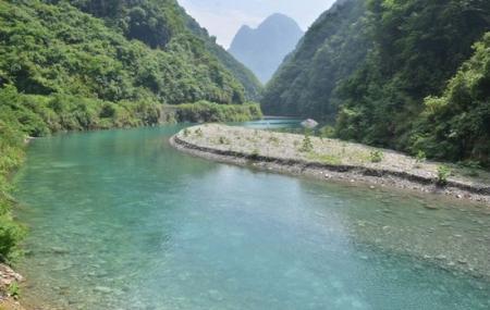 Zhangjiajie Xianren Stream Image