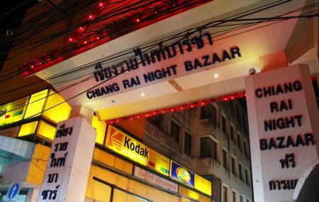 Chiang Rai Night Bazaar Image