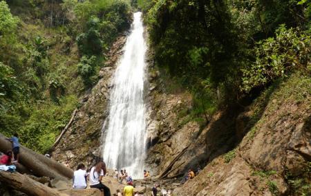 Khun Korn Waterfall, Chiang Rai