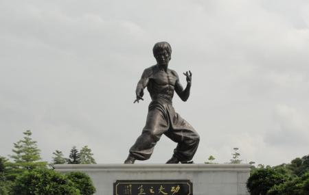 Bruce Lee Park, Foshan