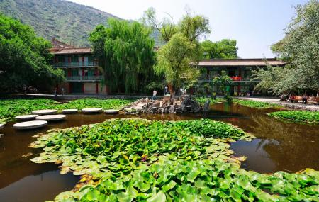 Wuquan Mountain Park, Lanzhou