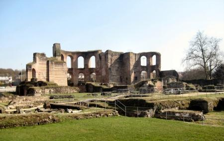 Roman Imperial Baths Image