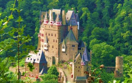 Eltz Castle, Trier