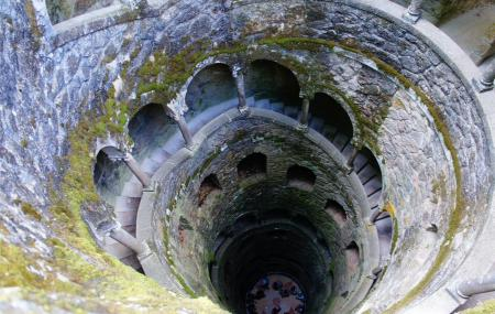 Quinta Da Regaleira And The Inititation Wells, Sintra