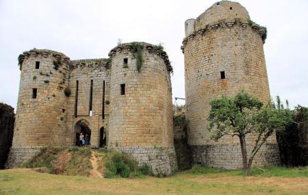 Chateau De Tonquedec, Lannion