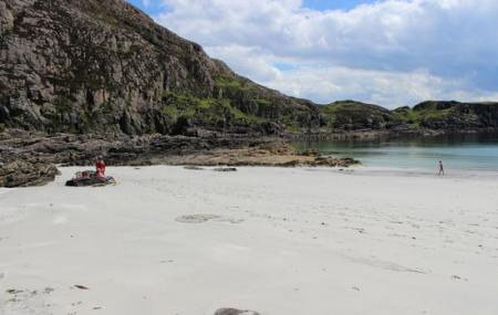 Sound Of Sleat Beach, Sleat