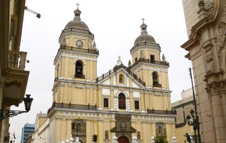 San Pedro Church, Lima