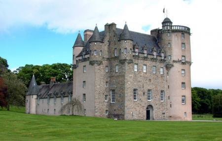 Castle Fraser , Aberdeen