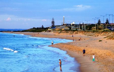 Back Beach, Bunbury