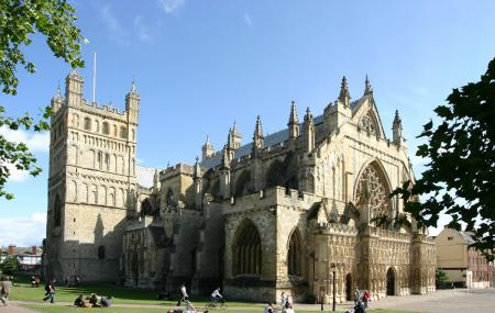 Exeter Cathedral Image