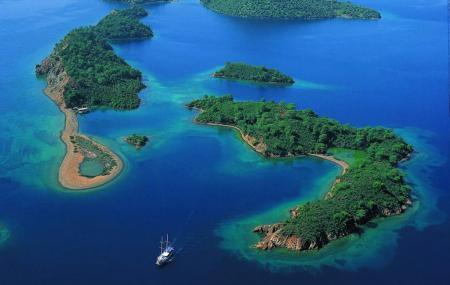 12 Islands, Dalyan