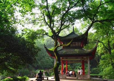 Mount Yuelu, Changsha