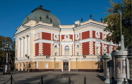 Irkutsk Academic Drama Theatre, Irkutsk
