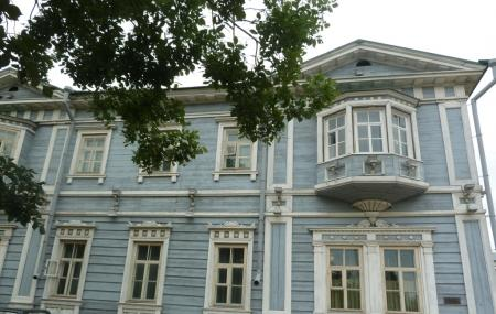 Irkutsk Regional Memorial Decembrists Museum Image