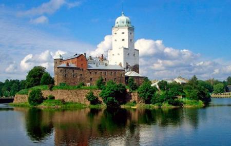 Vyborg Castle, Vyborg
