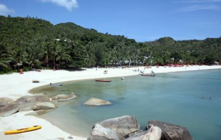 Thong Nai Pan Yai Beach Image