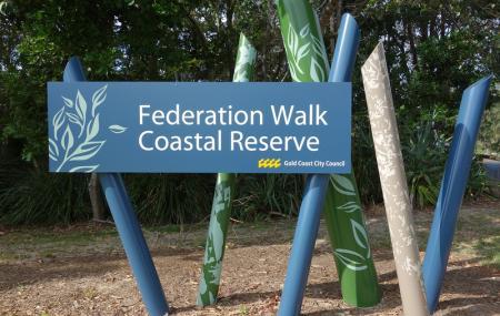 Federation Walk Coastal Reserve, Main Beach