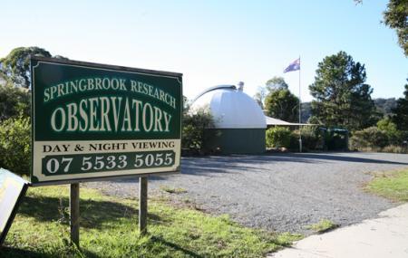 Springbrook Research Observatory, Springbrook