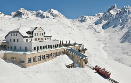 Muottas Muragl, St Moritz