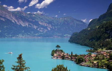 Lake Brienz, Brienz