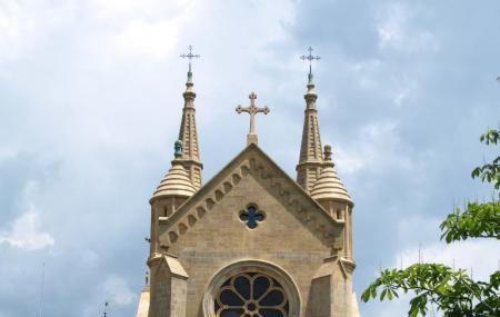 The Collegiale Church, Neuchatel