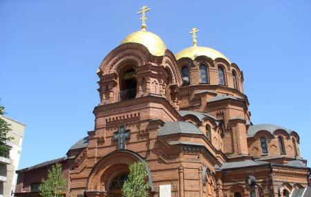 Alexandre Nevsky Cathedral, Novosibirsk
