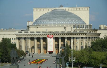 Novosibirsk State Academic Opera And Ballet Theatre, Novosibirsk