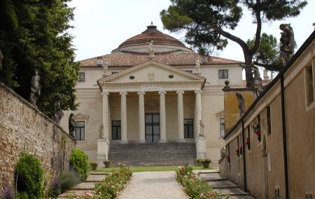 Villa Armerico Capra Detta La Rotonda Image