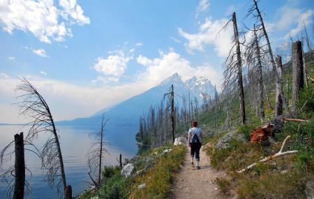 Jenny Lake Trail, Grand Teton National Park