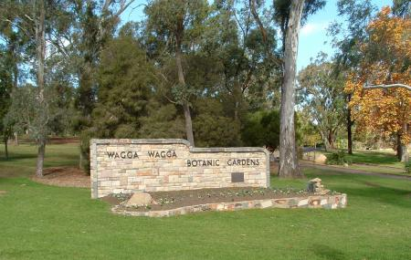 Wagga Wagga Botanic Gardens Image