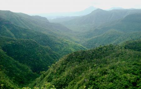 Black River Gorge National Park, Chamarel
