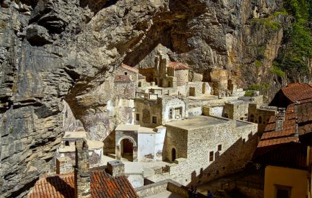 Sumela Monastery , Trabzon