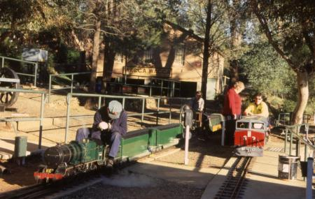 Willans Hill Miniature Railway Image
