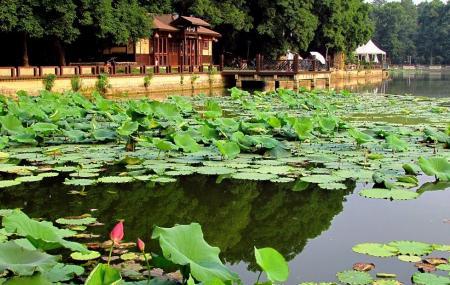 East Lake In Wuhan, Wuhan