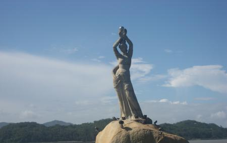 Statue Of Fisher Girl, Zhuhai