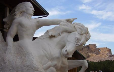 Crazy Horse Memorial Image