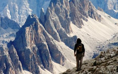 Alte Vie Delle Dolomiti, Belluno