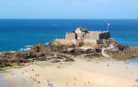 Fort National, St-malo