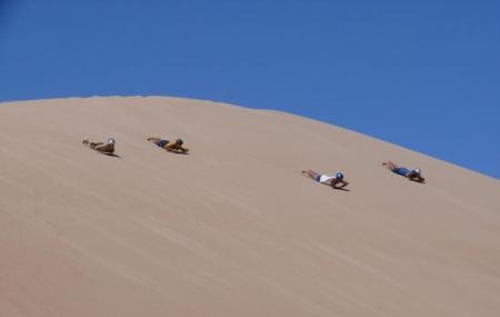 Kalbarri Sandboarding, Kalbarri