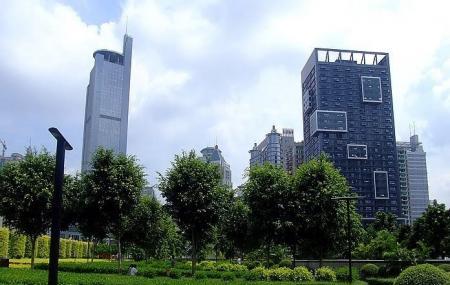 Jinhu Square, Nanning