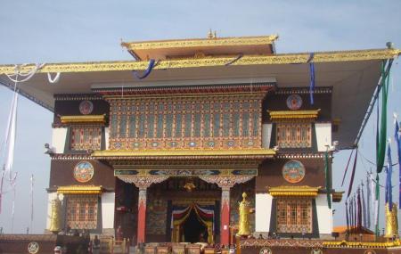 Ngadak Monastery Image