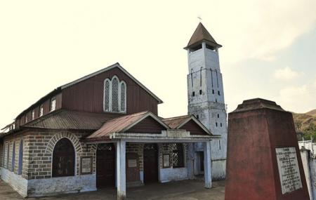 First Presbyterian Church, Cherrapunji