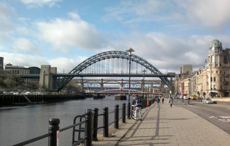 The Quayside, Newcastle Upon Tyne