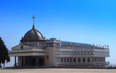 Don Bosco Shrine, Cherrapunji
