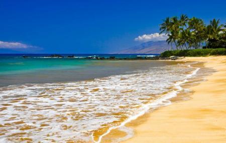 Wailea Beach Image