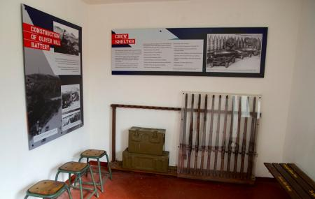 Oliver Hill Battery, Rottnest Island