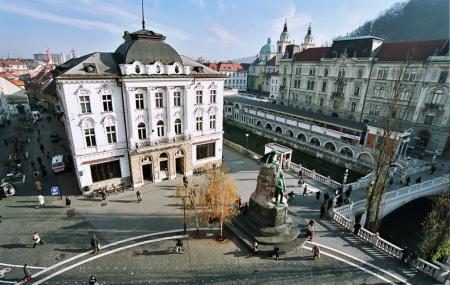 Presernov Square, Ljubljana